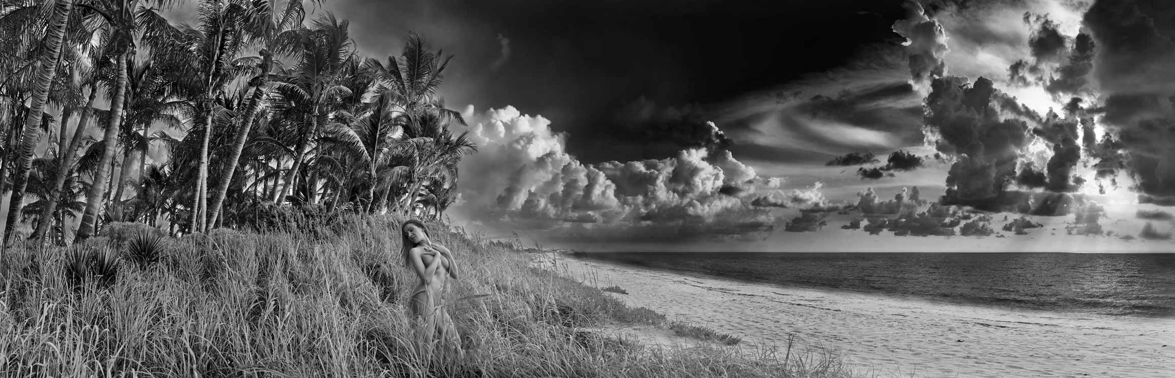 Florida-Beach-Sunrise_Sepia_Post